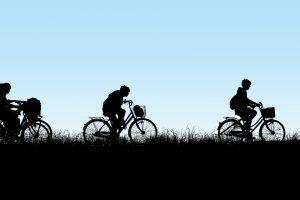 自転車通勤が快適すぎる!! 実際にいいことがあったので教えます。警察官からもらった神グッズ!?